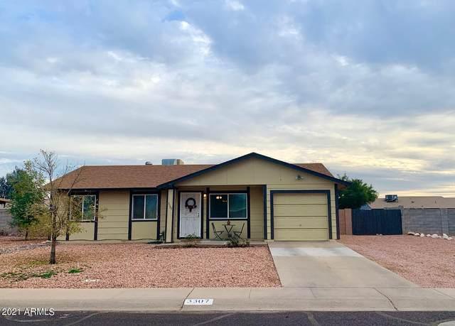 3307 W Tonto Lane, Phoenix, AZ 85027 (MLS #6183192) :: Long Realty West Valley