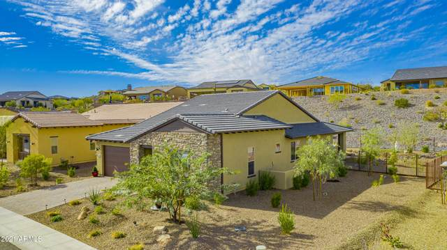 3840 Ridge Runner Way, Wickenburg, AZ 85390 (MLS #6183196) :: Executive Realty Advisors