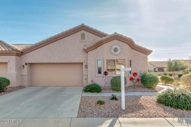 1569 E Melrose Drive, Casa Grande, AZ 85122 (MLS #6183199) :: Devor Real Estate Associates