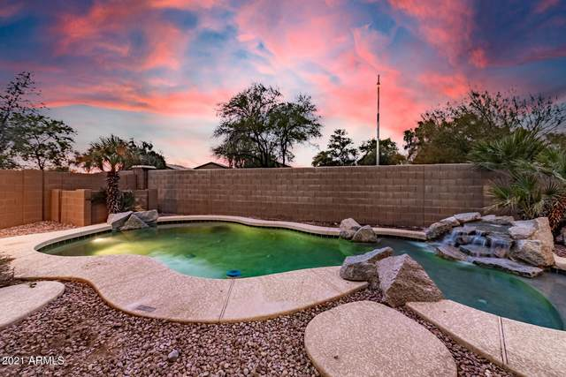 14996 N 136TH Lane, Surprise, AZ 85379 (MLS #6183204) :: The Garcia Group