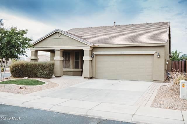 149 E Hawaii Drive, Casa Grande, AZ 85122 (MLS #6183205) :: Klaus Team Real Estate Solutions