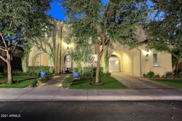 1131 W Yosemite Place, Chandler, AZ 85248 (MLS #6183207) :: Devor Real Estate Associates