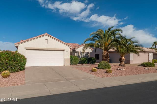 16320 W Tierra Way, Surprise, AZ 85374 (MLS #6183214) :: Devor Real Estate Associates