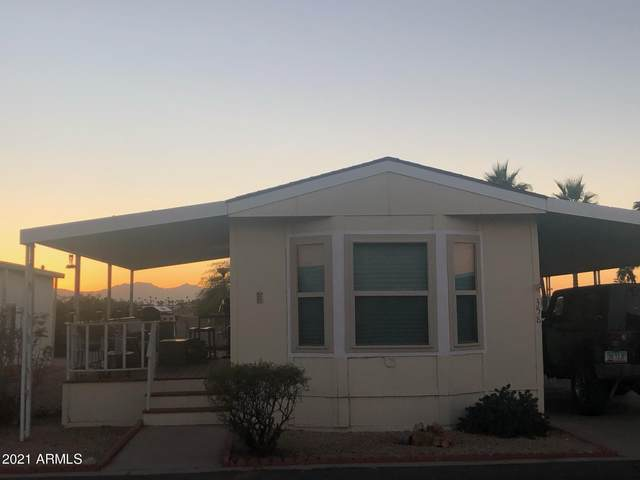 11596 W Sierra Dawn Boulevard #358, Surprise, AZ 85378 (MLS #6183220) :: Devor Real Estate Associates