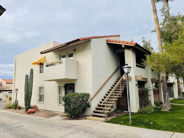 8814 N 8TH Street #203, Phoenix, AZ 85020 (MLS #6183221) :: Long Realty West Valley