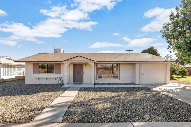 10633 N 111TH Avenue, Sun City, AZ 85351 (MLS #6183224) :: Devor Real Estate Associates