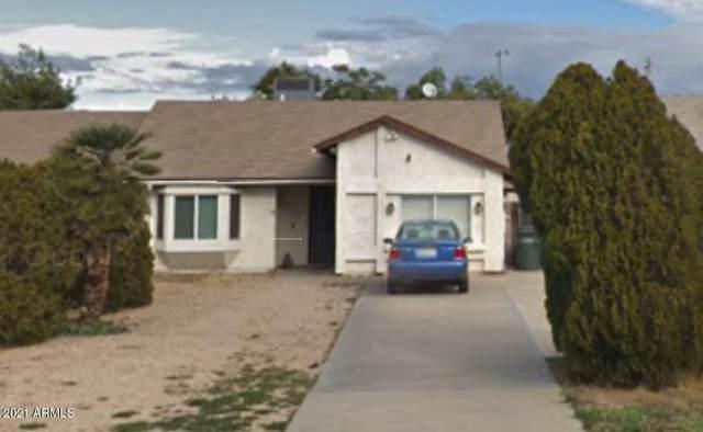 3018 W Blackhawk Drive, Phoenix, AZ 85027 (MLS #6183227) :: Long Realty West Valley