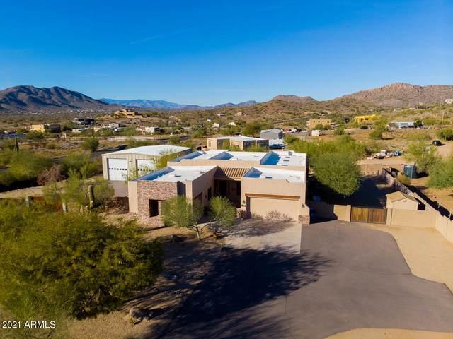 916 E Saddle Mountain Road, Phoenix, AZ 85086 (MLS #6183231) :: Long Realty West Valley