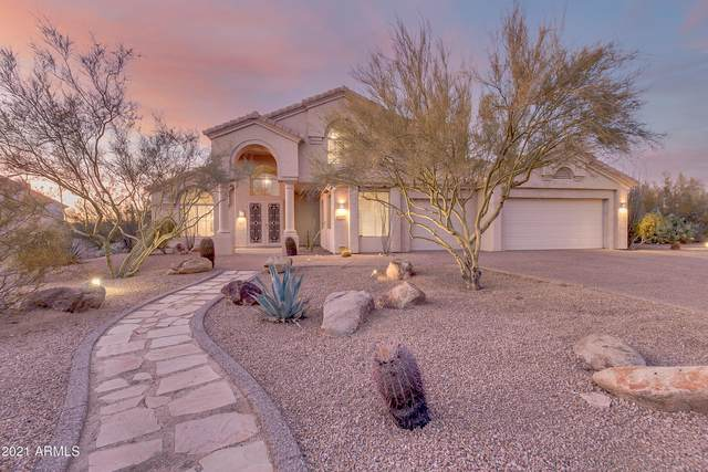 7150 E Morning Vista Lane, Scottsdale, AZ 85266 (MLS #6183232) :: The W Group