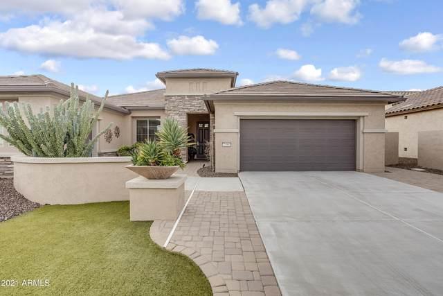 2496 N 164TH Avenue, Goodyear, AZ 85395 (MLS #6183251) :: Devor Real Estate Associates