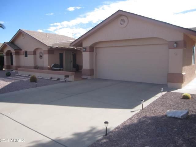 19811 N Stardust Boulevard, Sun City West, AZ 85375 (MLS #6183261) :: The Property Partners at eXp Realty