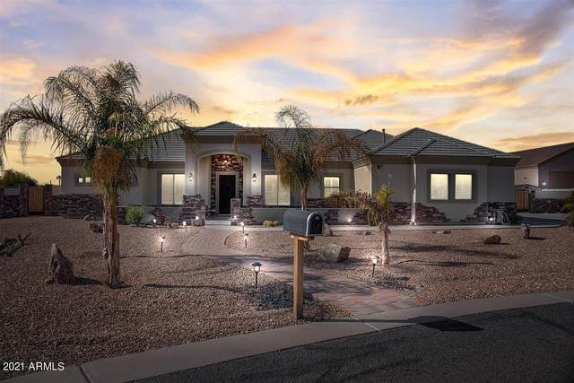 1110 N 107th Street, Mesa, AZ 85207 (MLS #6183262) :: Maison DeBlanc Real Estate