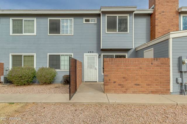 2301 E University Drive #492, Mesa, AZ 85213 (MLS #6183284) :: Dijkstra & Co.