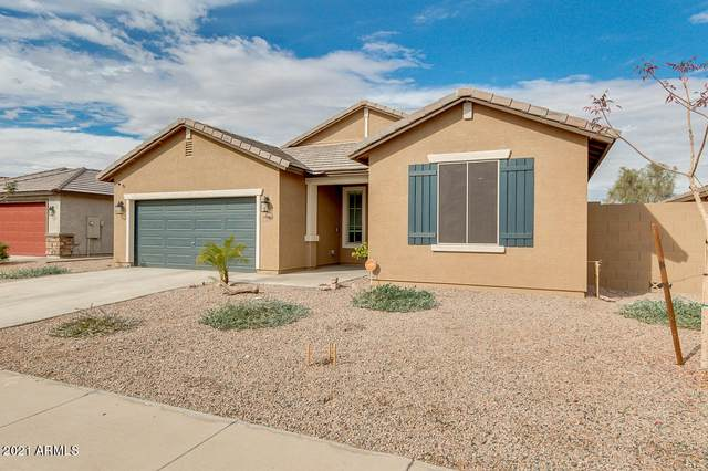 37558 W Frascati Avenue, Maricopa, AZ 85138 (MLS #6183322) :: Power Realty Group Model Home Center