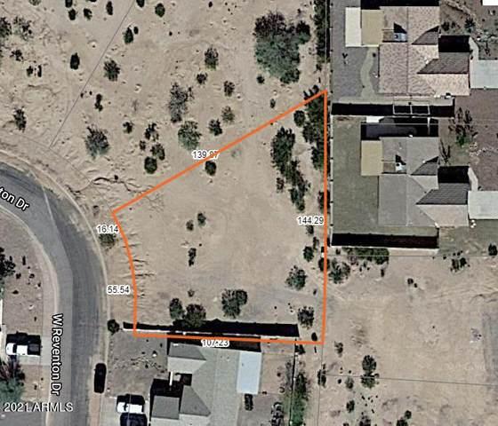 8481 W Reventon Drive, Arizona City, AZ 85123 (MLS #6183325) :: The Helping Hands Team