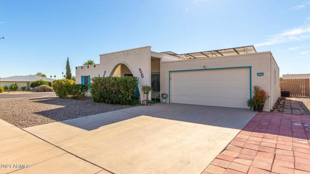 10201 W Brookside Drive, Sun City, AZ 85351 (MLS #6183343) :: The Property Partners at eXp Realty