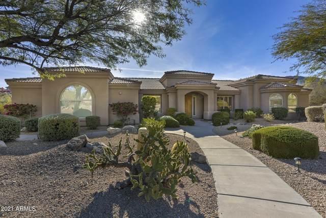 15035 E Tequesta Court, Fountain Hills, AZ 85268 (MLS #6183369) :: Arizona Home Group