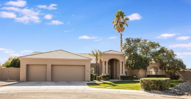 9025 E Carol Way, Scottsdale, AZ 85260 (MLS #6183375) :: The Carin Nguyen Team