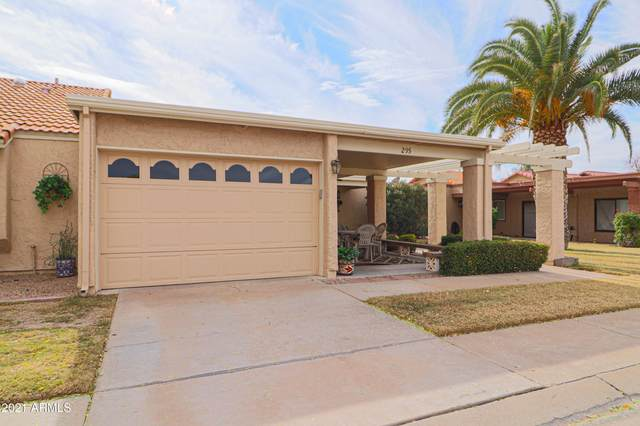 295 Leisure World, Mesa, AZ 85206 (MLS #6183381) :: The Property Partners at eXp Realty