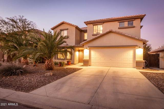 3068 E Denim Trail, San Tan Valley, AZ 85143 (MLS #6183382) :: The Helping Hands Team