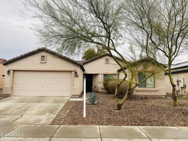 23018 W Pima Street, Buckeye, AZ 85326 (MLS #6183383) :: The Property Partners at eXp Realty