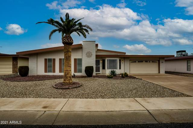 10721 W Hibiscus Drive, Sun City, AZ 85373 (MLS #6183384) :: The Property Partners at eXp Realty