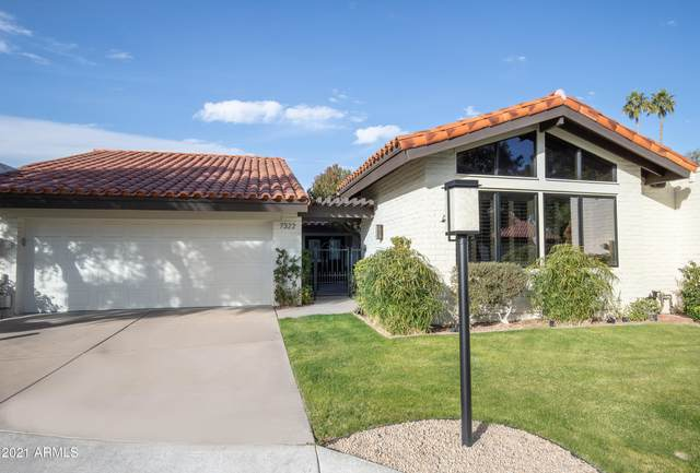 7322 E Sierra Vista Drive, Scottsdale, AZ 85250 (MLS #6183388) :: The Garcia Group