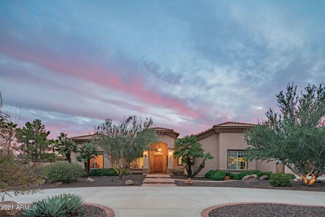 5621 W Soft Wind Drive, Glendale, AZ 85310 (MLS #6183404) :: The Garcia Group