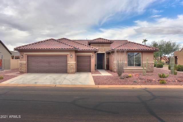 5216 N Tonopah Drive, Eloy, AZ 85131 (MLS #6183408) :: The Property Partners at eXp Realty