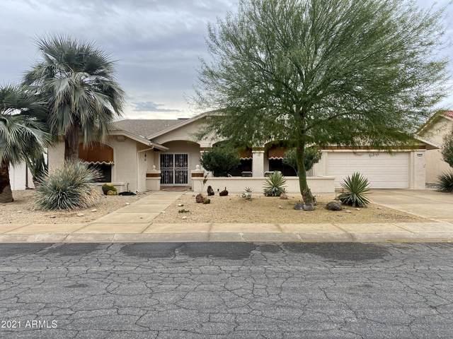 13915 W Elmbrook Drive, Sun City West, AZ 85375 (MLS #6183420) :: Sheli Stoddart Team | M.A.Z. Realty Professionals