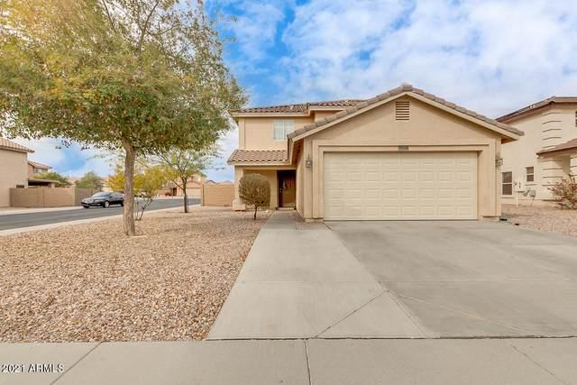 22616 W Solano Drive, Buckeye, AZ 85326 (MLS #6183435) :: neXGen Real Estate