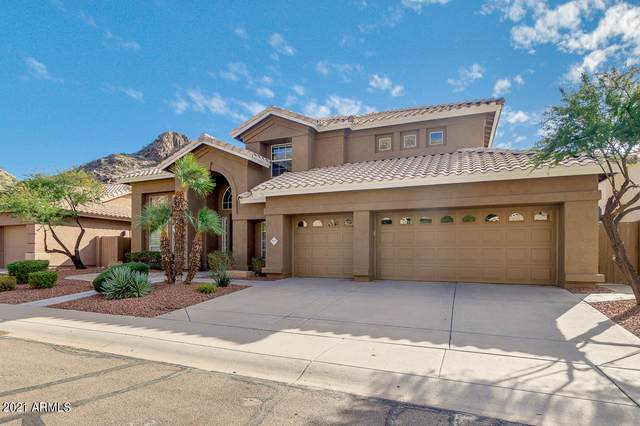 1419 E Dry Creek Road, Phoenix, AZ 85048 (MLS #6183437) :: Power Realty Group Model Home Center