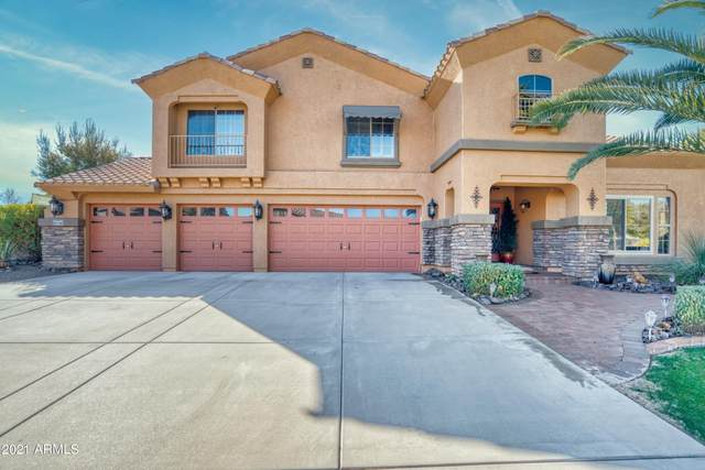 13609 W Denton Street, Litchfield Park, AZ 85340 (MLS #6183459) :: The Luna Team