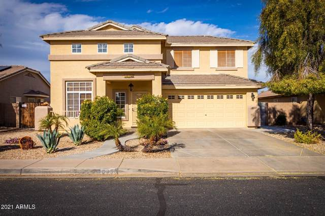 16356 W Monte Cristo Avenue, Surprise, AZ 85388 (MLS #6183460) :: The Garcia Group