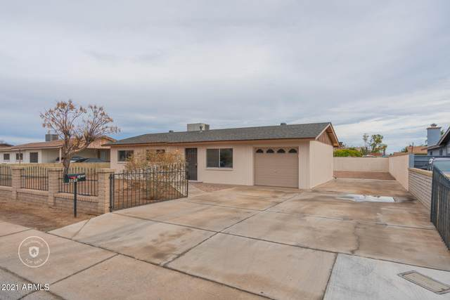 14109 N 4TH Avenue, El Mirage, AZ 85335 (MLS #6183471) :: The Garcia Group