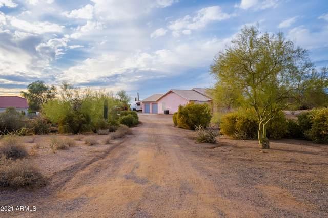 120 S Geronimo Road, Apache Junction, AZ 85119 (MLS #6183475) :: The Daniel Montez Real Estate Group