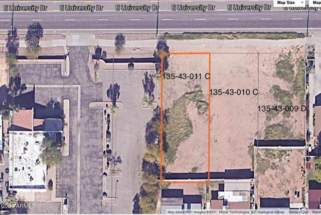 2443 E University Drive, Tempe, AZ 85281 (MLS #6183483) :: The Helping Hands Team