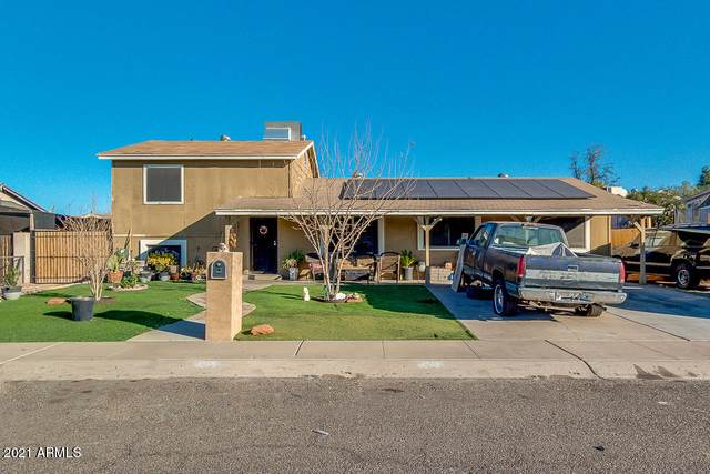 6225 S 44TH Place, Phoenix, AZ 85042 (MLS #6183484) :: My Home Group