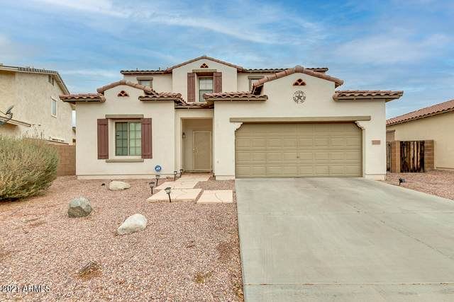 17332 W Woodrow Lane, Surprise, AZ 85388 (MLS #6183488) :: The Garcia Group