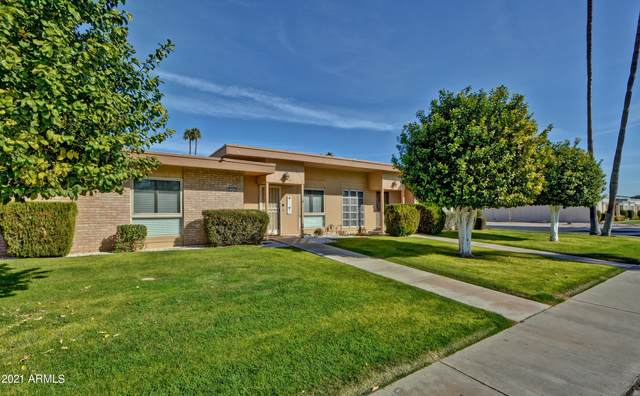 10004 W Hawthorn Drive, Sun City, AZ 85351 (MLS #6183513) :: The Property Partners at eXp Realty