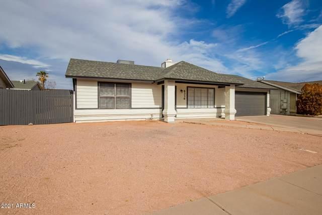 6336 W Laredo Street, Chandler, AZ 85226 (MLS #6183524) :: Keller Williams Realty Phoenix