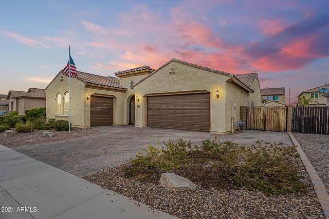 10912 E Thorton Avenue, Mesa, AZ 85212 (MLS #6183528) :: Homehelper Consultants