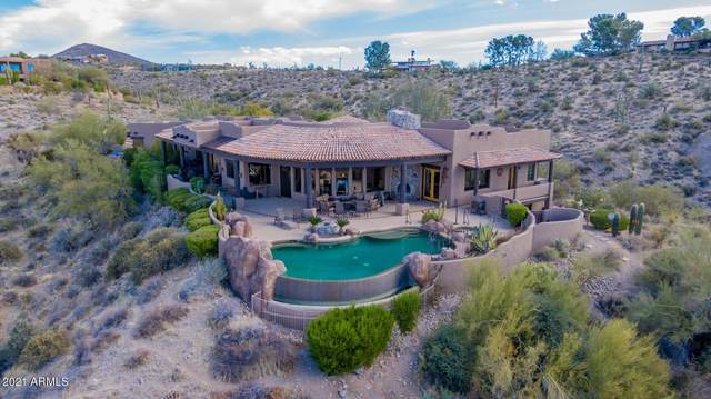 38731 N Crested Quail Run, Carefree, AZ 85377 (MLS #6183537) :: Dave Fernandez Team | HomeSmart