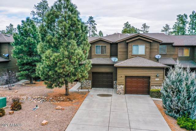 6954 N Starlight Ridge Parkway, Lakeside, AZ 85929 (MLS #6183546) :: Executive Realty Advisors