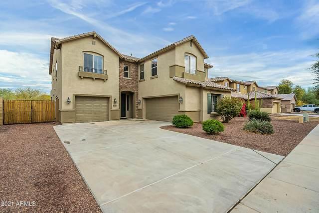 2113 N 120TH Drive, Avondale, AZ 85392 (MLS #6183569) :: The Luna Team