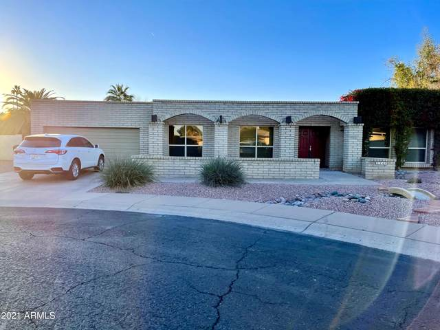 2740 S Cholla Circle, Mesa, AZ 85202 (MLS #6183584) :: Arizona Home Group