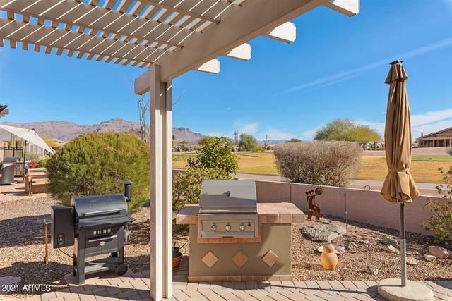 6555 S Fairway Drive, Gold Canyon, AZ 85118 (MLS #6183600) :: Balboa Realty