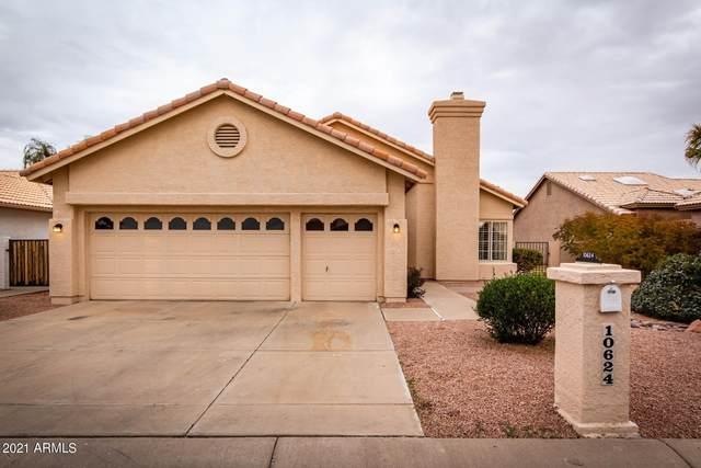 10624 E Halley Drive, Sun Lakes, AZ 85248 (MLS #6183601) :: Yost Realty Group at RE/MAX Casa Grande