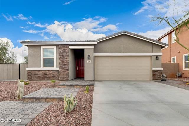 1742 N 212TH Lane, Buckeye, AZ 85396 (#6183606) :: AZ Power Team | RE/MAX Results