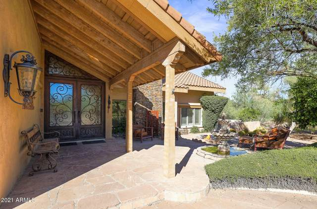 7719 E Carefree Drive, Carefree, AZ 85377 (MLS #6183619) :: The Riddle Group